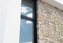 Arquitectura casas y materiales
