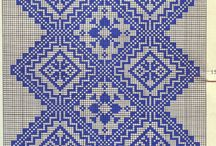Cross stitches - other than IE
