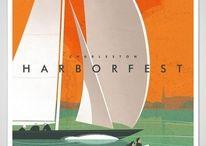 Artwork - Travel posters