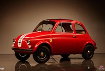 Fiat / Include Puch (Austrian)