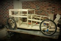 parade car / by Little Woodworking