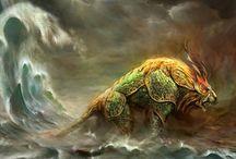 Mythological Pictures