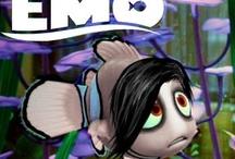 Emo stuff / by Jessyca Garcia