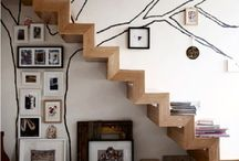 Stairs/Reading Area/Office
