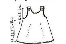 Patrones y vestidos