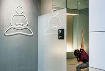 Prayer Rooms, Yoga Rooms etc