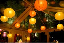 Creative Party Lighting / Want to spice up your party? These event lighting ideas can help.