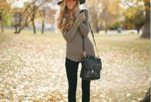 Outfits for spring and fall