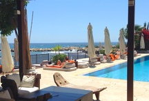 Londa Swimming Pool / The most luxurious swimming pool setting in Limassol, Cyprus.