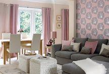 Casa Girly / Girly decor, ie man repeller of home interiors :)