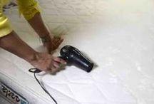 como limpiar el colchon