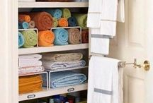 organize closets