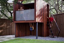 Cubby house ideas :)...