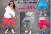 Fitnesstøj kvinder online tilbud