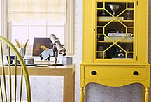 Painted Furniture Ideas / by Ruth Sohre