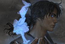 Blessed by the Stormfather [Kaladin Stormblessed]