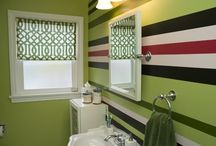 Bathrooms  / by The Pink Lemon Designs