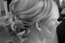 Bridal Updo idea board / Bridal Hair