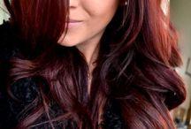 Haarkleuren en haarstylen