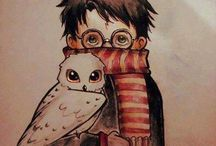 Natalies Minion & Harry Potter stuff