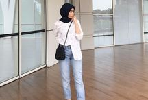 Hijab's outfit