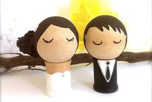 Cake Toppers / by Little Estelle Decor