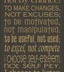 Citations que j'adore / quotes