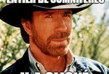 Chuck Norris / Tout ce qu'il ne faut pas faire fasse à Chuck!