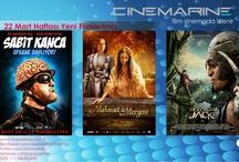 22 mart haftası yeni filmlerimiz