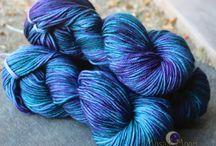 Dapple Dyed