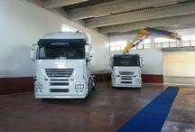 La Eurogroup / Vendita veicoli industriali Nuovi ed usati. Allestimento di carrozzerie su qualsiasi telaio