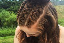 Gemachte Frisuren