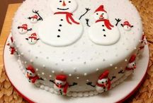 Christmas cakes and more