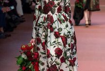 Fashion: Floral Dress,Gown & More❀❀