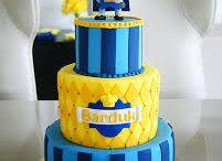 Clash Royale Cakes