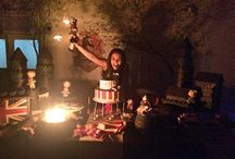 Harry Potter's party