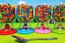 アンパンマン アニメ❤おもちゃ グラスビーズの中から何が出るかな?Anpanman toys