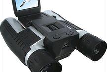 "2"" FHD Digitalkamera Fernglas 12x32 Video Camcorder"