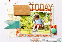 #20 Scrapbooking Papercrafting etc / by Bal Dosanjh