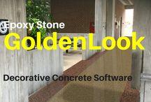 Epoxy Stone in Decorative Concrete Software