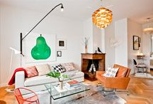 So Scandinavian / Scandinavian style interiors