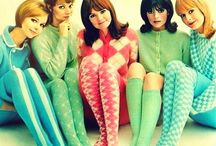 70's WOOOT... / Inspiration / moodboards / fashion / haircuts / styling / makeup / more..