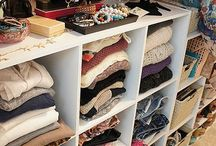 Dressing Storage Ideas