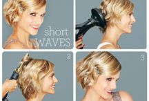 In the Beauty Salon: Hair / Cute hairstyles/Colors / by {Living Outside the Stacks}