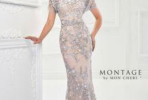 Mother of Bride & Groom Dresses