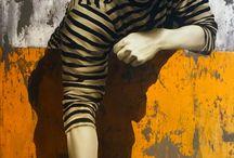 Airbrush Walldecor