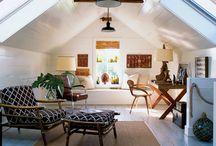 Bonus Room Ideas / by Carla Spann