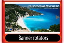 Banner rotators / Banner rotators templates