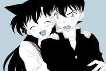 Ran und Shinichi in love