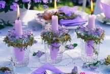 Sviečky a svietniky